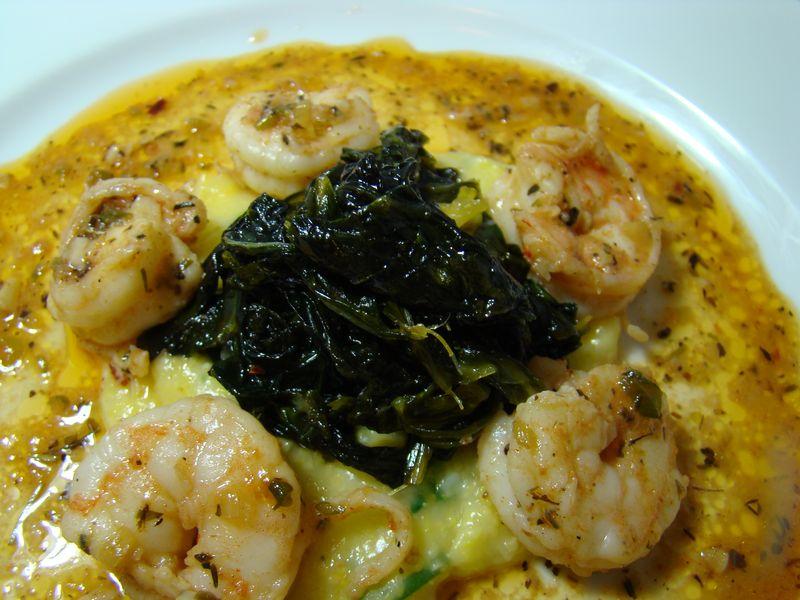 Bbq shrimp plated (2)